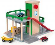 Brio Parkhaus, Straßen&Schienen  (4 & 1 Aktion)    33204, Zubehör