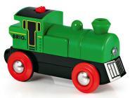 BRIO Speedy Green Batterielok 3595