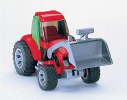 Bruder ROADMAX Traktor mit Frontlader,  20102
