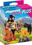 PLAYMOBIL® Barbar mit Hund am Lagerfeuer 4769