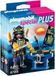 Playmobil Asia-Kämpfer mit Waffenständer 4789