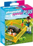 Playmobil Mädchen mit Meerschweinchen 4794