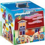 Playmobil Neues Mitnehm-Puppenhaus 5167