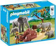 Playmobil WWF-Forscher bei afrikanische 5275