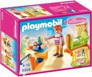 Playmobil Babyzimmer mit Wiege 5304