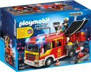 Playmobil Löschgruppenfahrzeug mit Licht und Sound 5363
