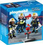 Playmobil Feuerwehr-Team 4008789053664