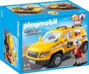 Playmobil Bauleiterfahrzeug 5470