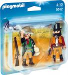 Playmobil Duo Pack Sheriff und Bandit 5512