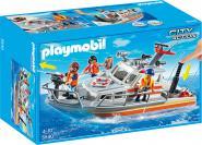 Playmobil Lösch-Rettungskreuzer 5540