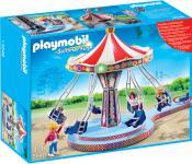 Playmobil Kettenkarussell mit bunter Beleuchtung 5548