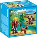 Playmobil Biberbaum mit Naturforscher 5562