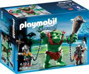 Playmobil Riesentroll mit Zwergenkämpfern  6004