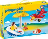 Playmobil 1.2.3. Urlaubsspaß 6050