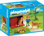 Playmobil Golden Retriever mit Welpen 4008789061348