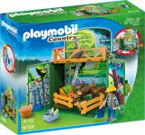 """Playmobil Aufklapp-Spiel-Box """"Waldtierf 6158"""