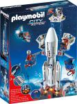 Playmobil Weltraumrakete mit Basisstation 6195