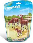 Playmobil 2 Okapis mit Baby 6643