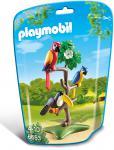 Playmobil Papageien und Tukan im Baum 6653