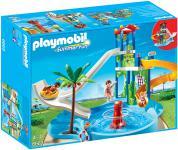 Playmobil Aquapark mit Rutschentower 6669
