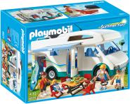 Playmobil Familien-Wohnmobil 6671