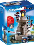 Playmobil Soldatenturm mit Leuchtfeuer 6680