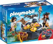 Playmobil Piraten-Schatzversteck 6683