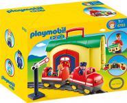 Playmobil Meine Mitnehm-Eisenbahn 6783