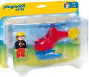 Playmobil Feuerwehrheli 4008789067890