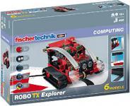 Fischertechnik COMPUTING ROBO TX Explorer  508778
