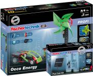 fischertechnik PROFI Oeco Energy mit Fuel Cell Kit