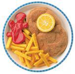 Haba Wiener Schnitzel mit Pommes frites 1474