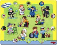 Haba Ratz Fatz Puzzle Berufe 3920