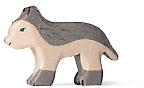 Holztiger Wolf, klein 80110