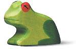 Holztiger Frosch 80127