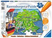 Ravensburger Puzzeln, Ent. Deutschland , tiptoi Spiele/Puzzles 008315