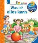 Ravensburger WWWjun14Was ich alles kann, WWW Junior 020843