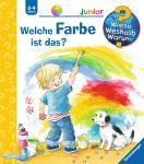 Ravensburger WWWjun13 Welche Farbe ist , WWW Junior 024209