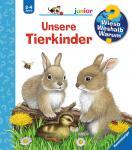 Ravensburger WWW15 Tierkinder          , WWW Junior 027125