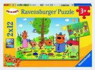 Ravensburger Familientag in der Natur  2x12p, 2 X 12 Teile 05079