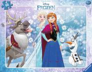 Ravensburger DFZ: Anna und Elsa, 30-48 T. Rahmenpuzzles 061419