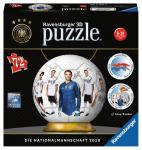 Ravensburger DFB Teamball, 3D Puzzle-Ball 72 T. 118458