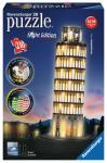 Ravensburger Pisa bei Nacht, 3D Puzzle-Bauwerke 125159