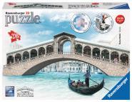 Ravensburger Rialtobrücke, 3D Puzzle-Bauwerke 125180