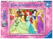 Ravensburger DPR: Die Prinzessinnen, 200 Teile XXL 127450
