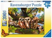 Ravensburger Niedliche Eulen, 200 Teile XXL 127467