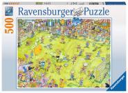 Ravensburger Beim Fußballspiel, 500 Teile 147861