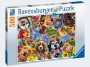 Ravensburger Unsere Lieblinge          500p, 500 Teile 15042