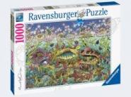 Ravensburger Dämmer.im Unterwasserreich1000p, 1000 Teile 15988