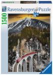 Ravensburger Winterliche Schlucht, 1500 Teile 163588